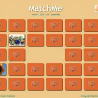 MatchMe (เกมจับคู่ภาพ เล่นสนุกๆ เหมาะสำหรับเด็ก แต่ก็ไม่ห้ามถ้าผู้ใหญ่จะ แย่งเด็ก)