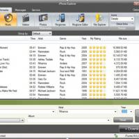 iPhone Explorer (โปรแกรมสำรวจไฟล์และจัดการไฟล์ใน iPhone)