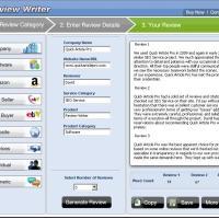 Review Writer (โปรแกรม สำหรับเขียนรีวิว)