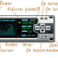 Axis III Return Edition (โปรแกรมเล่น MP3 มิกซ์ได้ด้วย)