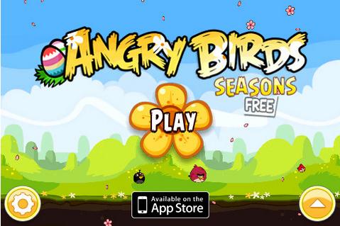 เกมส์ Angry Birds Seasons