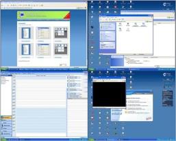 Dexpot (โปรแกรม Dexpot เปิดหลายจอ แบ่งหน้าจอ) :