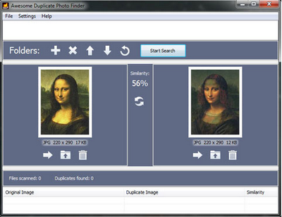 Awesome Duplicate Photo Finder :