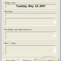 Anniversary (โปรแกรมแจ้งเตือน วันพิเศษ โอกาสพิเศษ)
