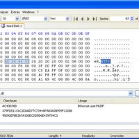 HxD Hex Editor (โปรแกรมตรวจสอบ แก้ไขไฟล์ จากหน่วยความจำในฮาร์ดดิส)