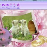 NakaSoft PhotoFrameMaker (โปรแกรมใส่กรอบรูป เข้าไปในรูปภาพ)