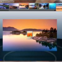 Windows 7 Logon Background Changer (โปรแกรม เปลี่ยนภาพพื้นหลัง ก่อนเข้า Windows)
