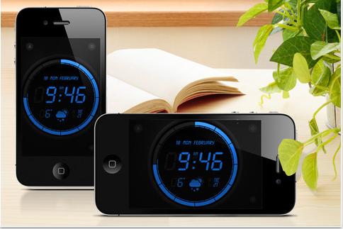 App นาฬิกาปลุก Wave Alarm