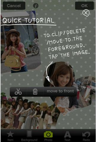 papelook (App รูปตัดแปะ ทำรูปตัดแปะ เก๋ๆ) :