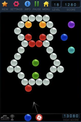 เกมส์ยิงลูกโป่ง Bubble Shooter Free