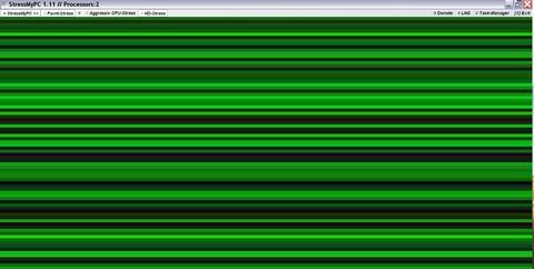 StressMyPC (ทดสอบความสามารถ คอมพิวเตอร์ ให้ถึงขีดสุด) :