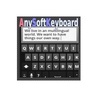 AnySoftKeyboard  (App  คีย์บอร์ด หลายภาษา)