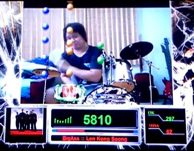 เกมส์ตีกลอง DrummerZone