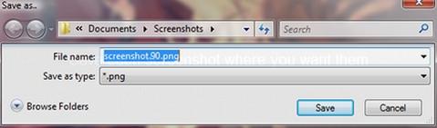 โปรแกรมจับภาพหน้าจอ LightScreen