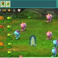 Plants vs Aliens  (เกม ต่อสู้ ปกป้อง โลก ระหว่าง เหล่าพืช กับ เอเลี่ยน)