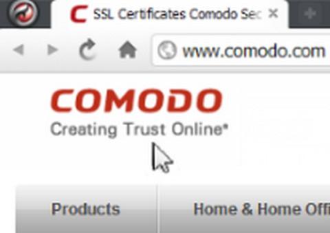 โปรแกรม Comodo Dragon