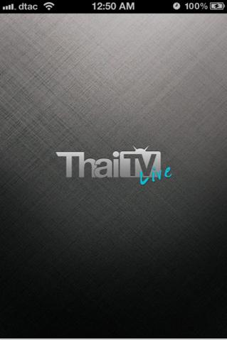 ThaiTV Live (App ดูรายการทีวีออนไลน์) :