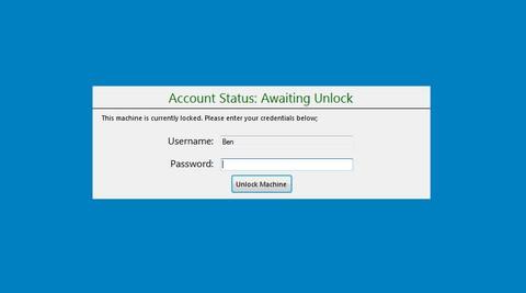 Secure My Screen (โปรแกรม ล็อคหน้าจอ โดยอัตโนมัติ เพื่อความปลอดภัย) :