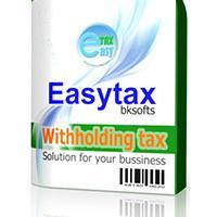 EasyTax System (โปรแกรม EasyTax หักภาษี ณ ที่จ่าย)