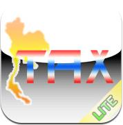 TaxCal Thai Lite (แอป ช่วยคำนวณ ภาษีเงินได้ บุคคลธรรมดา) :