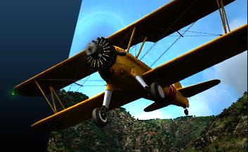 Microsoft Flight (เกม บิน สุดมันส์) :