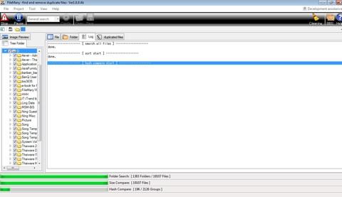 FileMany (โปรแกรม FileMany ค้นหาไฟล์ซ้ำ ลบไฟล์ซ้ำ) :
