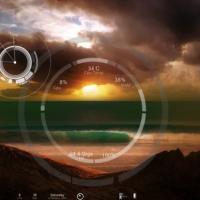 Emerge Desktop (โปรแกรม ปรับเปลี่ยน หน้าจอ เดสก์ทอป ให้มีสีสันมากขึ้น)