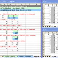 Excel Compare (โปรแกรมหาความแตกต่าง ไฟล์ Excel)