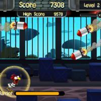 ChickenBreak (แอปเกม iOS อาเขต ไก่ซ่า ท้าลุยด่าน แนววิ่งสู้ฟัด โดยคนไทย)