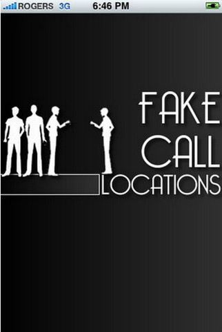 App เปลี่ยนเสียง Fake Call Locations