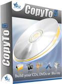 VSO CopyTo (โปรแกรมไรท์แผ่น CD DVD Blu-ray หรือ ISO Image) :