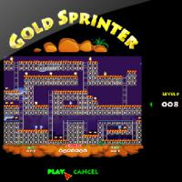 Gold Sprinter (เกม อาเขต ต่อสู้กับ สัตว์ร้าย)