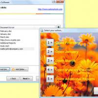 1st AutoRun Express (โปรแกรม สร้าง CD ที่มีระบบ AutoRun ง่ายๆ)