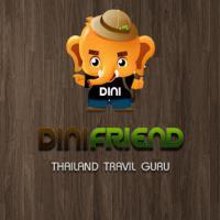 DiNifriend (App แนะนำสถานที่ท่องเที่ยว ในประเทศไทย)