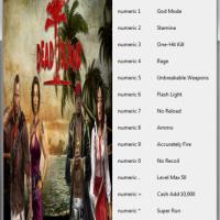 Dead Island +13 Trainer (โปรแกรม ช่วยเล่นเกม เดดไอแลนด์)