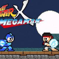 Street Fighter X Mega Man (เกม Megman เวอร์ชั่นฉลองครบรอบ 25 ปี)