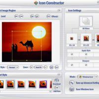 Icon Constructor - Advanced Icon Creator (โปรแกรมสร้างไอคอน)