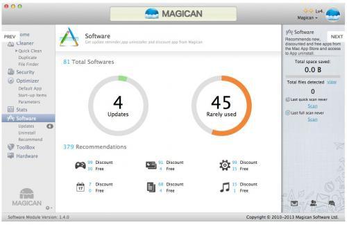 โปรแกรมลบไฟล์ขยะ เร่งความเร็วคอม กำจัดไวรัส เครื่อง Mac