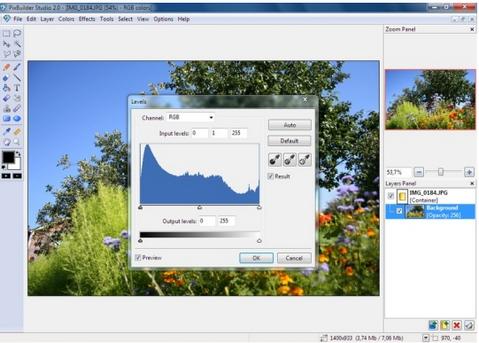 PixBuilder Studio (โปรแกรมตัดต่อภาพ ตกแต่งภาพ ฟรี) :