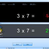 RekenTest (โปรแกรมสร้างแบบทดสอบ แบบฝึกหัด คณิตศาสตร์)