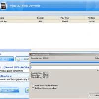 Magic 3GP Video Converter (โปรแกรมแปลงไฟล์ วิีดีโอ เพลง ประสิทธิภาพสูง)