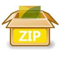 PeaZip (โปรแกรมบีบอัดไฟล์ ZIP RAR พร้อม Checksum) :