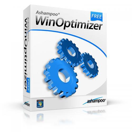 Ashampoo WinOptimizer Free (โปรแกรม ปรับแต่งเครื่อง เพิ่มความเร็วเครื่อง ฟรี) :