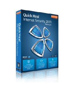 Quick Heal Internet Security 2013 (โปรแกรมป้องกันไวรัส ทุกชนิดจาก อินเทอร์เน็ต) :