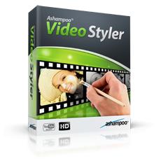 Ashampoo Video Styler (โปรแกรมสร้าง VDO ไตล์ของคุณ) :
