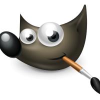 GIMP (โปรแกรม GIMP แต่งรูป Retouch ภาพ)