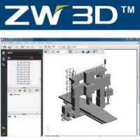 ZW3D ZX (โปรแกรมออกแบบ 3 มิติ งานออกแบบ อุตสาหกรรมแม่พิมพ์)