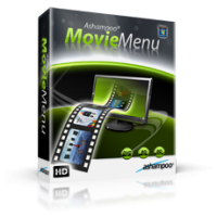 Ashampoo Movie Menu (โปรแกรม Write DVD สร้างเมนู DVD CD Blu-Ray)