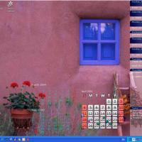 Active Desktop Calendar (โปรแกรมปฎิทิน แสดงหน้าจอปฎิทินบน Desktop)