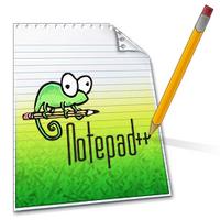 Notepad++ (โปรแกรม Notepad โปรแกรม Text-Editor ขั้นเทพ) :